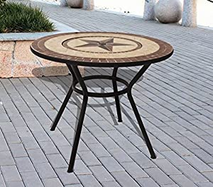 Trieste Copper Effect Firepit - Large Fire Bowl Garden Heater Bbq Fire Pit