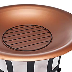 Trinidad 30 Round Fire Pit by Fire Mountain