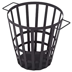 Ultranatura Fire Basket Vulcano Includes Ash Tray by Summary Company L&G