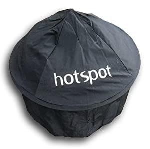 Urban 550 Firepit Cover by Hotspot