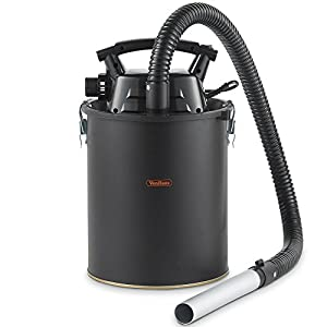 Vonhaus 11l Ash Vacuum Lightweight Vacuumhoover Suction For Cleaning Removal Of Ash Debris From Wood Burning Stoves Log Burners Heaters Barbecues Firepits Fireplaces by Domu UK