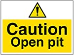 Vsafety Signs 67039bf-r Caution Ope...