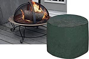 W1144 Garland Small Fire-pit Cover from Worth Gardening by Garland