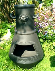 Warrior Stoves Wschtotl Totem Fire Pit Basket Chiminea Bbq Patio Heater Large from Warrior Stoves