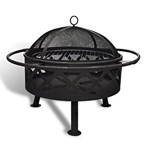 Wmicrouk Top Quality Fire Pitdesign Fire Scalefire Scale Cross 46mcgreat Choose For Cooking Delicious Bbq Food