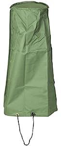 Woodside Green Waterproof Outdoor Premium Medium Protective Chiminea Cover by Woodside